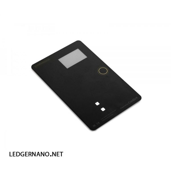 کیف پول سخت افزاری کول ولت مدل اس (Coolwallet S)